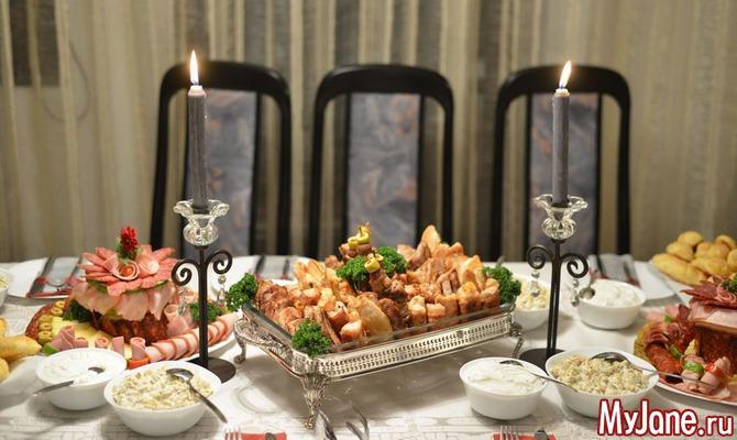 Блюда с мяса на праздничный стол рецепты пошагово