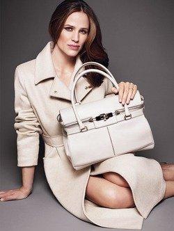 Дженнифер Гарнер пригласили рекламировать товар компании «Max Mara»