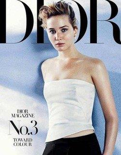 Почему Дженнифер Лоуренс носит только Dior