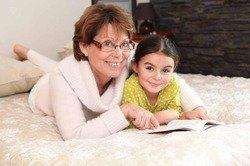 IQ детей зависит от того, читают ли им родители