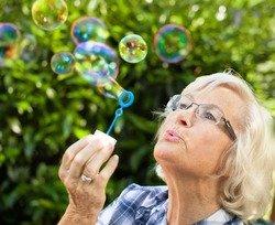 Уверенность в себе приходит к женщинам в 50 лет