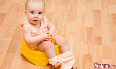 Как быстро и легко приучить малыша к горшку