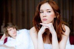 Что выбрать – одиночество или несчастный брак?