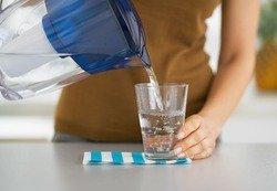 Для профилактики цистита нужно пить больше жидкости