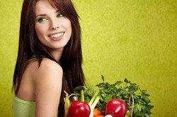 Ученые: женщина должна питаться правильно всю жизнь