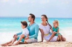 Семейный отдых за границей