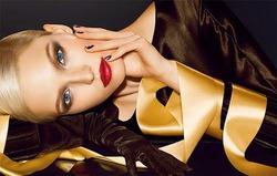 Dior представил новую коллекцию к Рождеству - Golden Shock - 2014