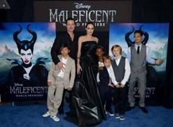 Джоли бросит Голливуд ради детей