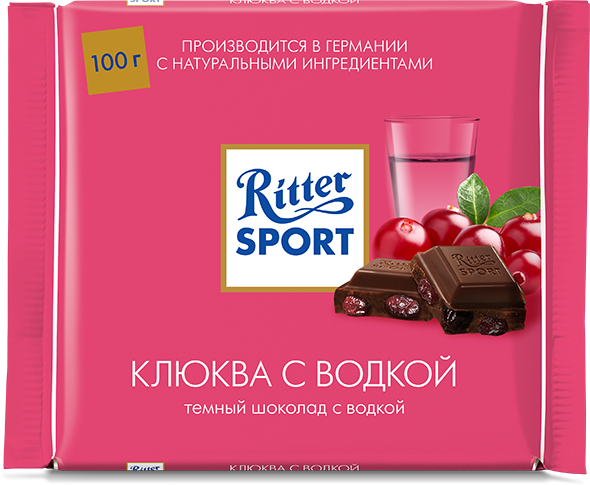 Ritter Sport по-русски