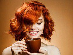 Кофе избавляет женщин от депрессии