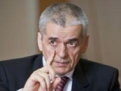 Онищенко призвал москвичей в непогоду отдаться работе