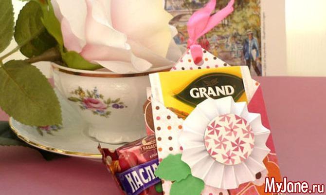 Teabag или сумочка для чая