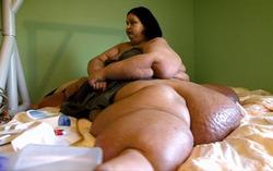 Американка похудела на 400 килограммов