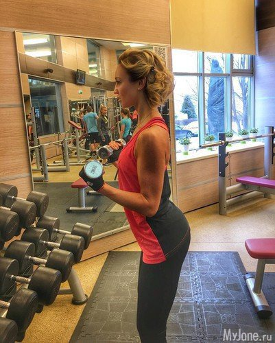 Ольга Бузова назвала свою грудь «нереально красивой»