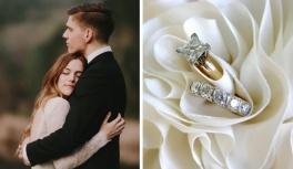 Основные принципы выбора свадебных колец