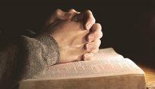 Молитва на задержание - «Прикоснись к тайнам настоящего и будущего»