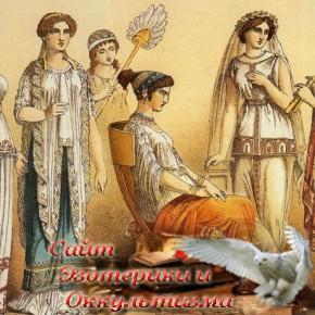 Какая греческая богиня соответствует вашему знаку Зодиака? - «Эзотерика»