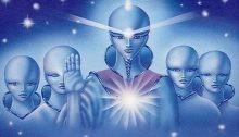 Орионцы об истории человечества - «Прикоснись к тайнам настоящего и будущего»