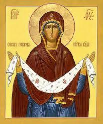 """Молитвы пред иконами Божией Матери """"Покров Пресвятой Богородицы"""""""