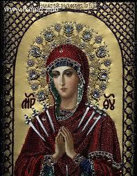 """Пресвятой Богородице перед Ее иконой """"Умягчение Злых Сердец"""""""