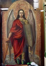 Св. Архистратигу Божию Михаилу