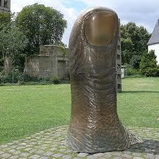 Большой палец и его типы