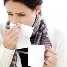 При гриппе