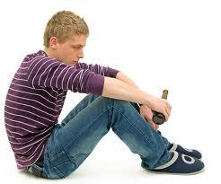 Если сын пьет