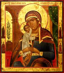 Денежный заговор на Богородичную икону