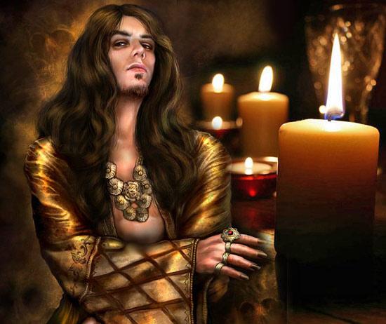 Ритуал на сдачу от свеч