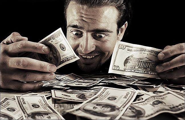 Денежный ритуал на случайные деньги
