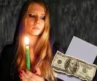 Магический ритуал по привлечению денег