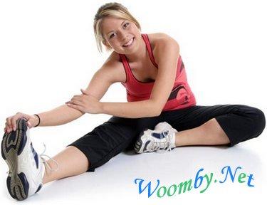 Стретчинг - Лучшие упражнения для растяжки (онлайн)