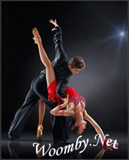 Танго - видео для начинающих: движения в порыве страсти