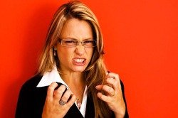 Гнев может спровоцировать инсульт