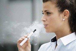 Курение убивает женский мозг