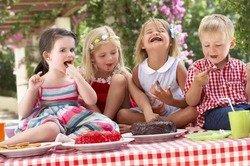 Как организовать детский день рождения на природе