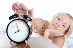 Нехватка сна старит мозг