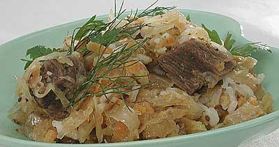 Рецепты Австралийской кухни: Говядина тушеная