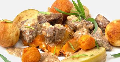 Рецепты Австралийской кухни: Отбивные из телятины