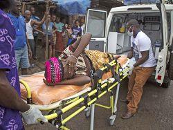 Число жертв вируса Эбола превысило 10 тысяч человек