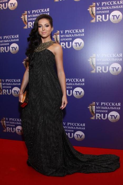 Звезды на премии RU.TV - 2015