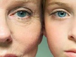 Человек начинает резко стареть после 25 лет