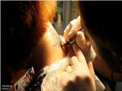 В США создали татуировки, следящие за здоровьем