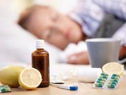 На Украине от гриппа умерли 46 человек