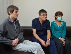 Одну печень впервые пересадили сразу двум пациентам