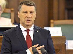 Президент Латвии попал в больницу