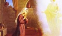 Благовещение – Великий праздник - «Прикоснись к тайнам настоящего и будущего»