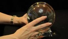 Хрустальный шар — инструмент ясновидения - «Прикоснись к тайнам настоящего и будущего»