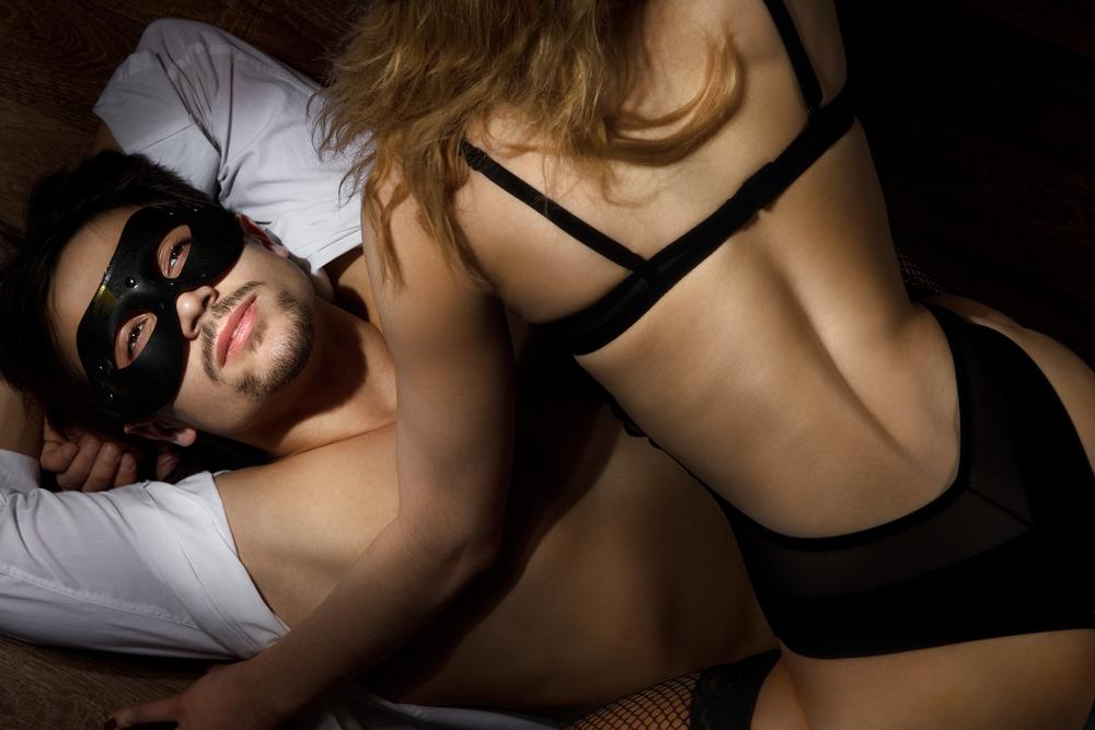 Секс в лифчике девушка привязала парня, секс лезби на сайте